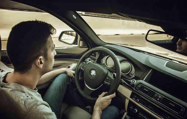 #batelpedavid: Am încercat (şi, parţial, am reuşit) să batem recordul de consum al lui Claudiu David cu BMW 520d xDrive - Poza 4