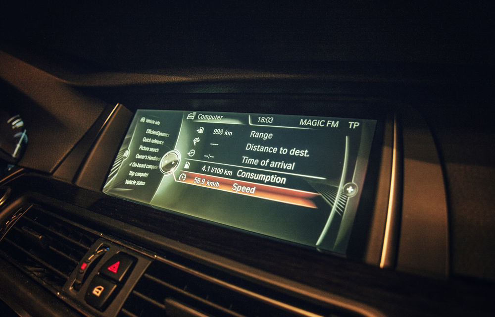 #batelpedavid: Am încercat (şi, parţial, am reuşit) să batem recordul de consum al lui Claudiu David cu BMW 520d xDrive - Poza 22