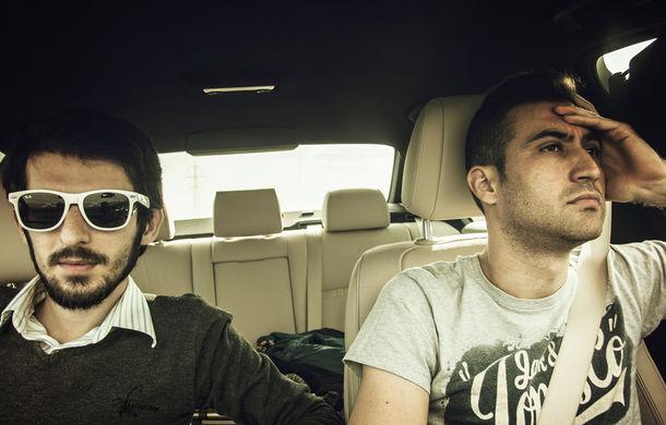 #batelpedavid: Am încercat (şi, parţial, am reuşit) să batem recordul de consum al lui Claudiu David cu BMW 520d xDrive - Poza 6
