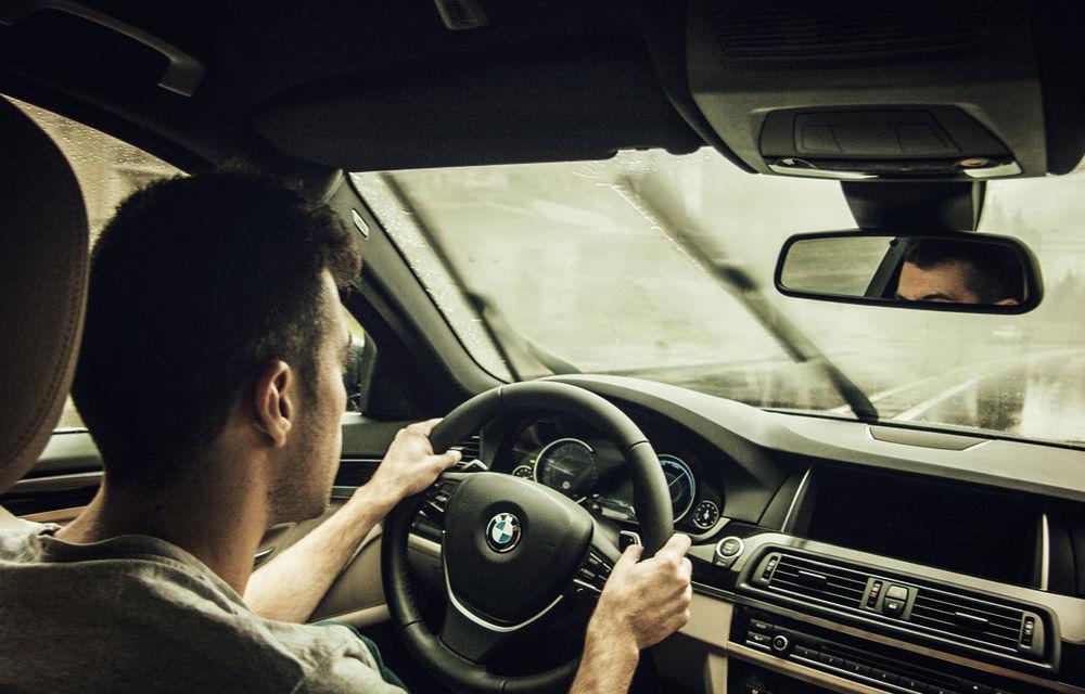 #batelpedavid: Am încercat (şi, parţial, am reuşit) să batem recordul de consum al lui Claudiu David cu BMW 520d xDrive - Poza 15