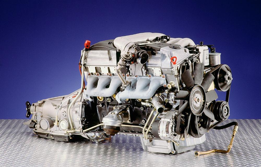 Mercedes-Benz pregăteşte revenirea la motoarele cu şase cilindri în linie - Poza 1