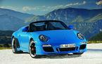 Porsche 911 ar putea primi o versiune Speedster în 2015