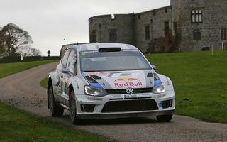 Ogier a câştigat Raliul Marii Britanii, ultima etapă a sezonului de WRC