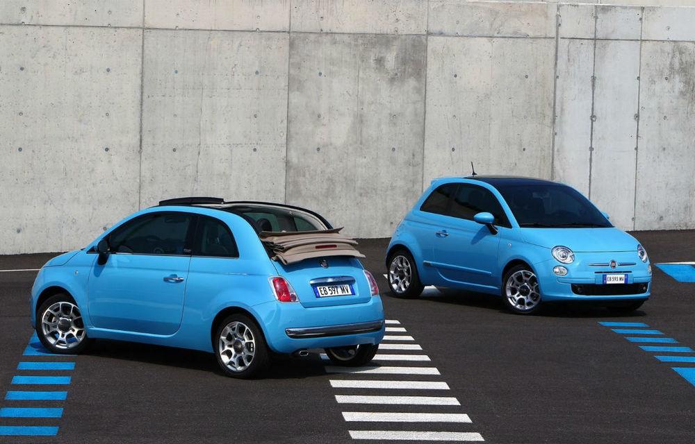 Fiat refuză participarea la singurul salon auto organizat în Italia - Poza 1