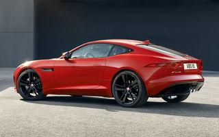 Jaguar F-Type Coupé, probabil cel mai frumos model al englezilor, a debutat astăzi la Los Angeles