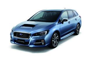 Subaru Levorg, conceptul care indică un nou break în gama japonezilor