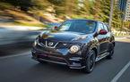 Nissan Juke Nismo RS - o nouă versiune de performanţă pentru SUV-ul japoonez
