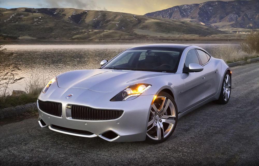 Compania falimentară Fisker Automotive a fost cumpărată de un grup de investiții - Poza 1