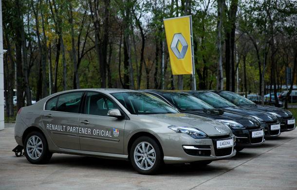 Renault va continua să sponsorizeze sportivii români până în 2016, la Jocurile Olimpice de la Rio - Poza 3