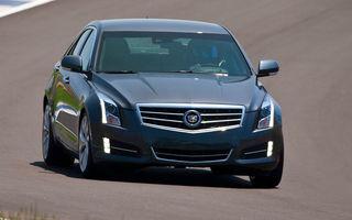 Cadillac ATS Coupe - rivalul lui BMW Seria 4 va fi expus la Salonul de la Detroit