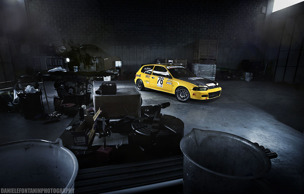 Secretele celor mai buni fotografi auto din lume (4): Daniele Fontanin - Poza 7