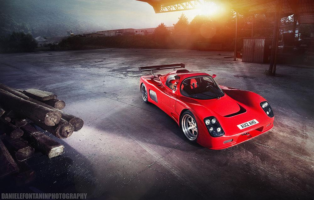 Secretele celor mai buni fotografi auto din lume (4): Daniele Fontanin - Poza 14
