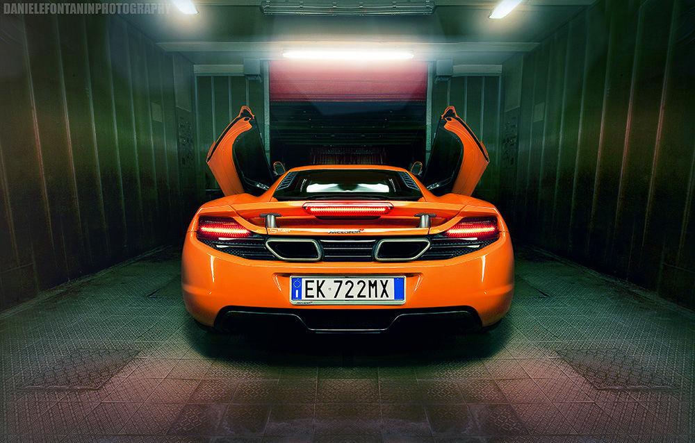 Secretele celor mai buni fotografi auto din lume (4): Daniele Fontanin - Poza 15