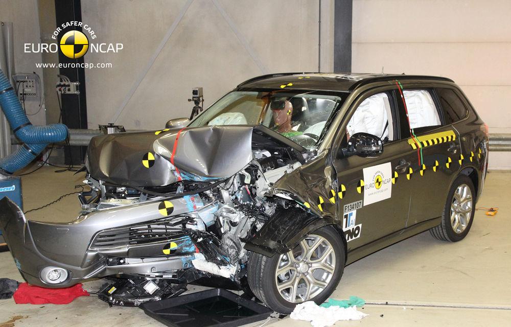 EuroNCAP: Doar 4 stele pentru BMW i3, Nissan Note, Ford EcoSport şi VW Transporter - Poza 43