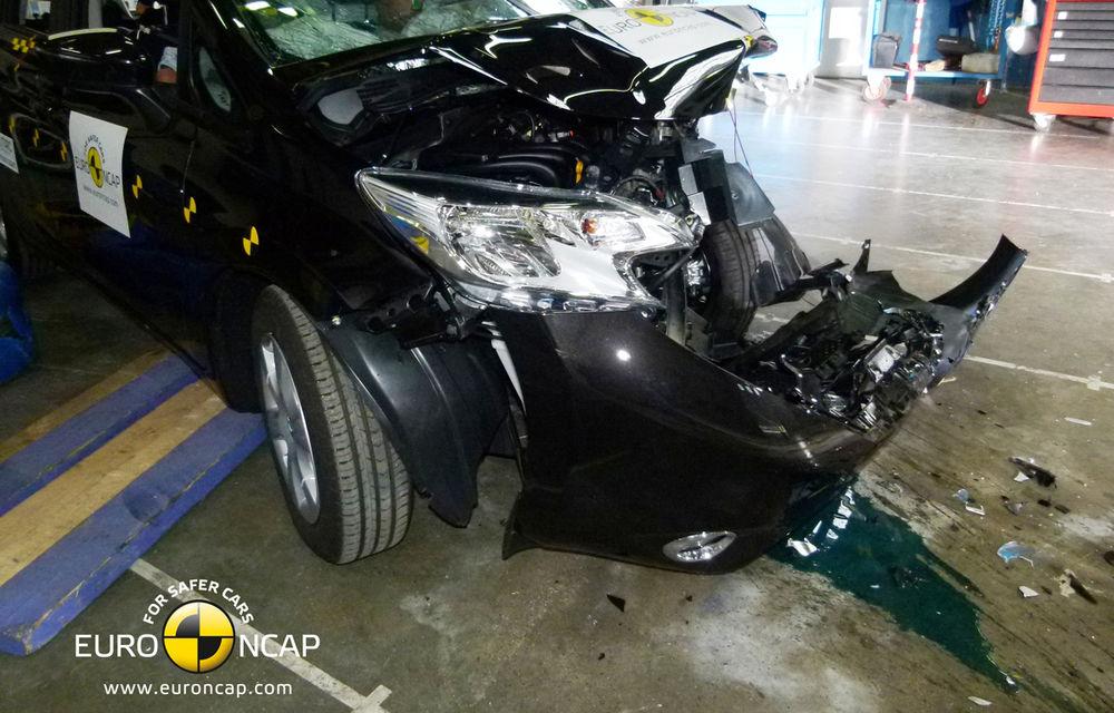 EuroNCAP: Doar 4 stele pentru BMW i3, Nissan Note, Ford EcoSport şi VW Transporter - Poza 17
