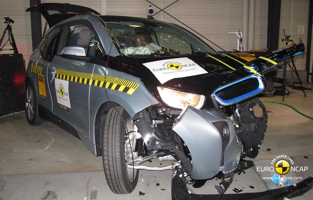 EuroNCAP: Doar 4 stele pentru BMW i3, Nissan Note, Ford EcoSport şi VW Transporter - Poza 6