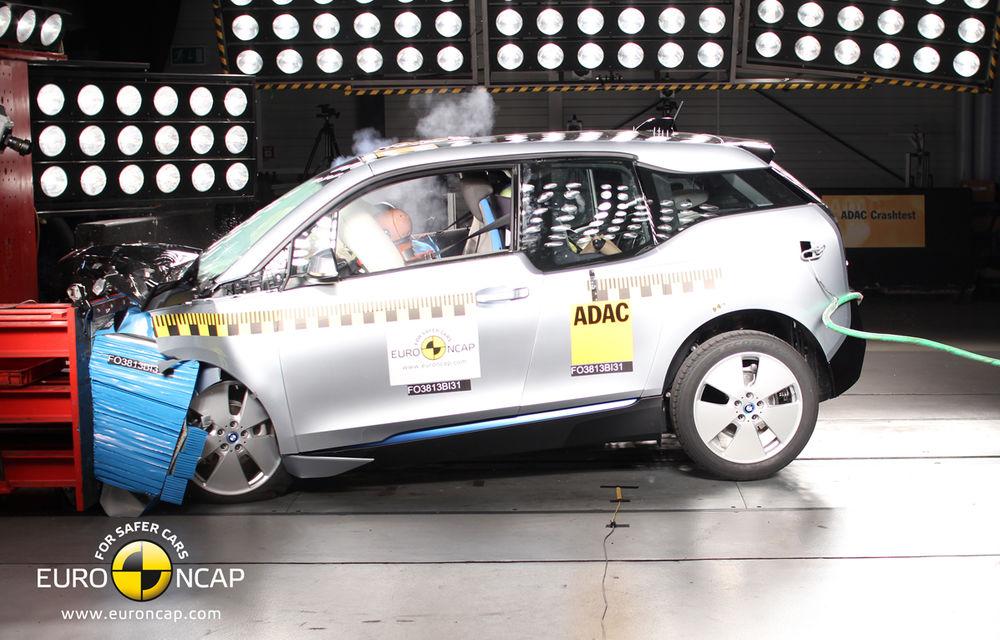 EuroNCAP: Doar 4 stele pentru BMW i3, Nissan Note, Ford EcoSport şi VW Transporter - Poza 3