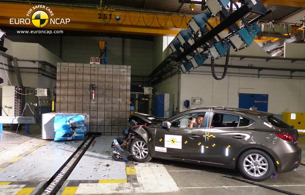 EuroNCAP: Doar 4 stele pentru BMW i3, Nissan Note, Ford EcoSport şi VW Transporter - Poza 13