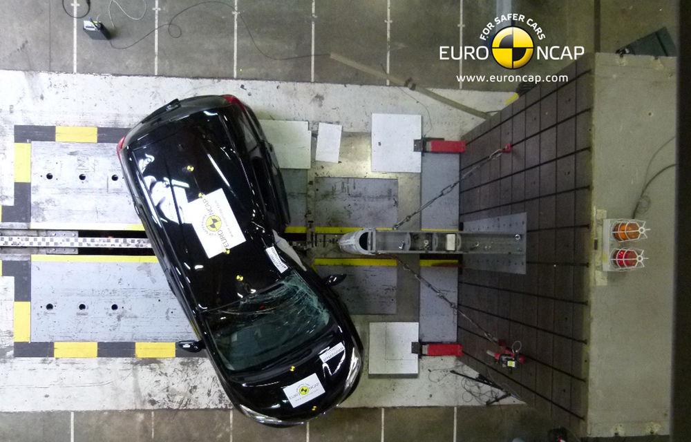 EuroNCAP: Doar 4 stele pentru BMW i3, Nissan Note, Ford EcoSport şi VW Transporter - Poza 18