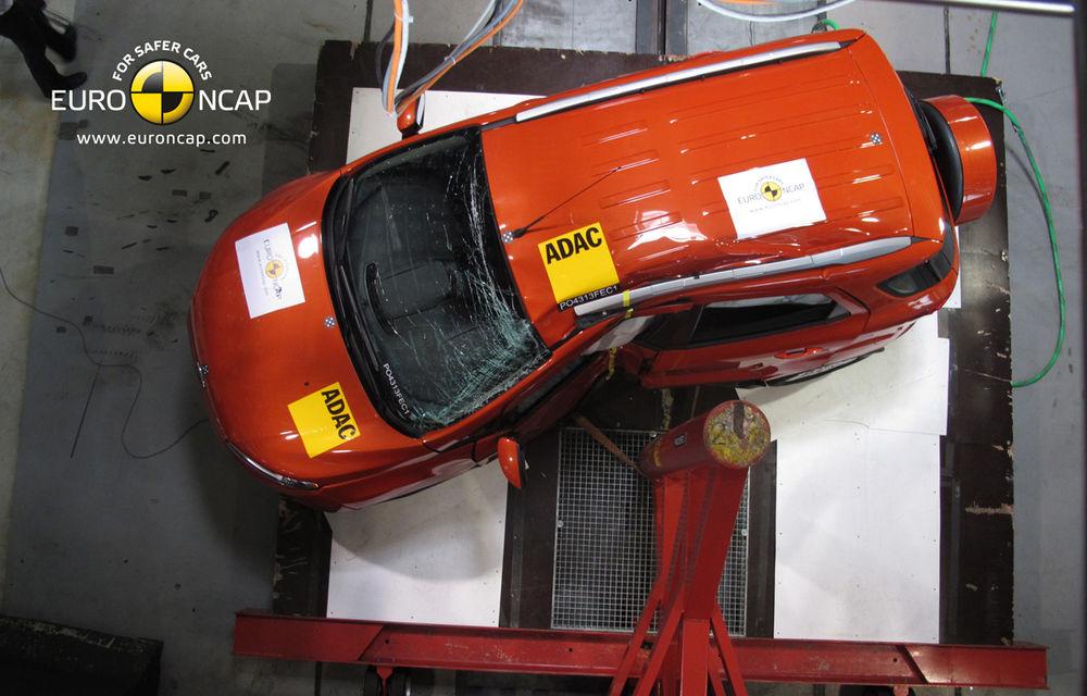 EuroNCAP: Doar 4 stele pentru BMW i3, Nissan Note, Ford EcoSport şi VW Transporter - Poza 28