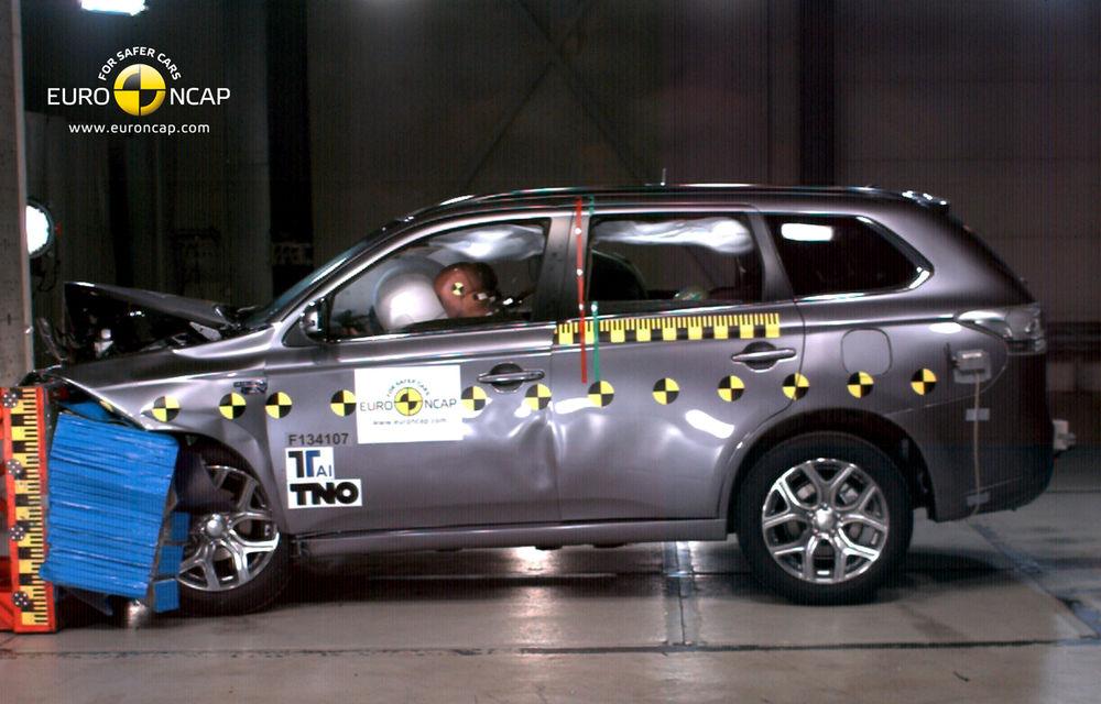 EuroNCAP: Doar 4 stele pentru BMW i3, Nissan Note, Ford EcoSport şi VW Transporter - Poza 44