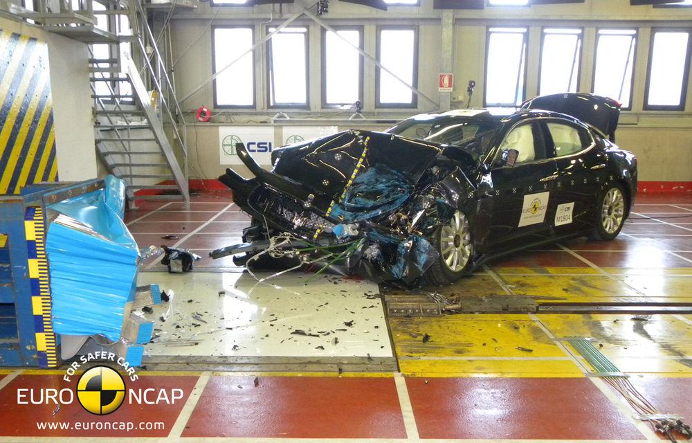 EuroNCAP: Doar 4 stele pentru BMW i3, Nissan Note, Ford EcoSport şi VW Transporter - Poza 38