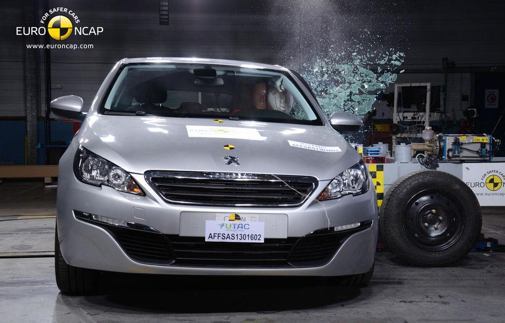 EuroNCAP: Doar 4 stele pentru BMW i3, Nissan Note, Ford EcoSport şi VW Transporter - Poza 23