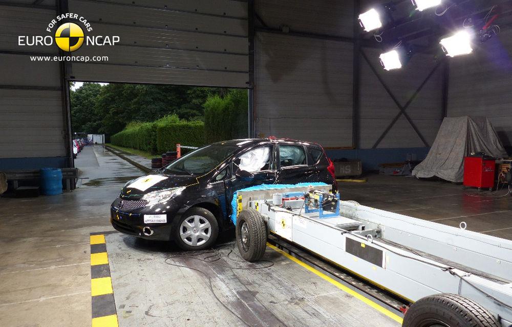 EuroNCAP: Doar 4 stele pentru BMW i3, Nissan Note, Ford EcoSport şi VW Transporter - Poza 19