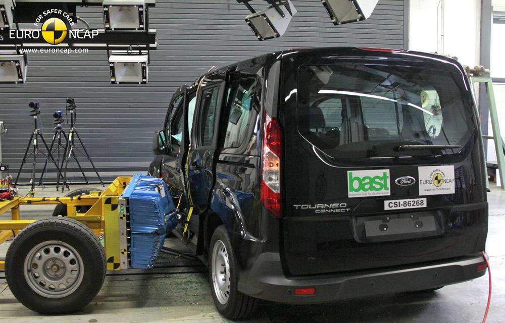 EuroNCAP: Doar 4 stele pentru BMW i3, Nissan Note, Ford EcoSport şi VW Transporter - Poza 10