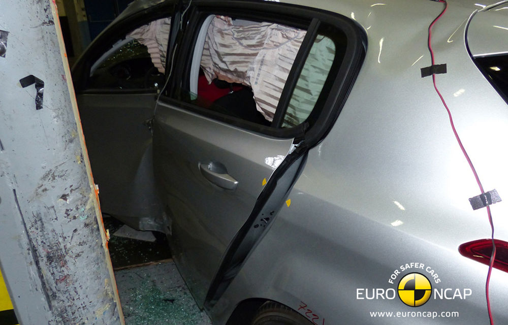 EuroNCAP: Doar 4 stele pentru BMW i3, Nissan Note, Ford EcoSport şi VW Transporter - Poza 21