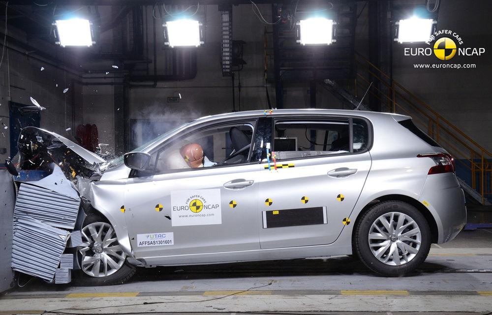 EuroNCAP: Doar 4 stele pentru BMW i3, Nissan Note, Ford EcoSport şi VW Transporter - Poza 20