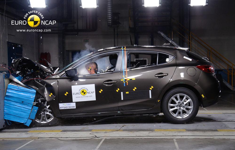 EuroNCAP: Doar 4 stele pentru BMW i3, Nissan Note, Ford EcoSport şi VW Transporter - Poza 12