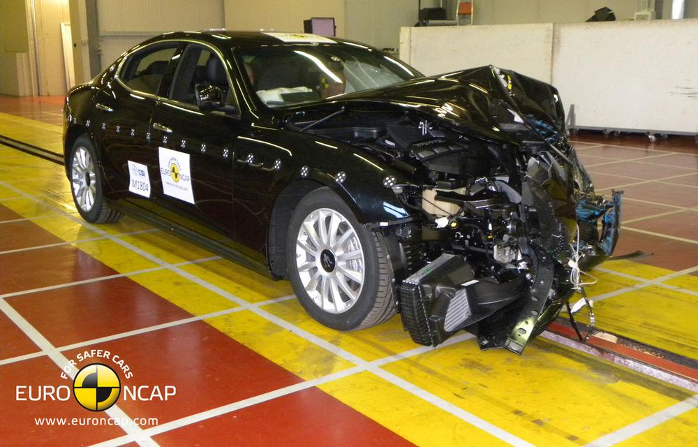 EuroNCAP: Doar 4 stele pentru BMW i3, Nissan Note, Ford EcoSport şi VW Transporter - Poza 36