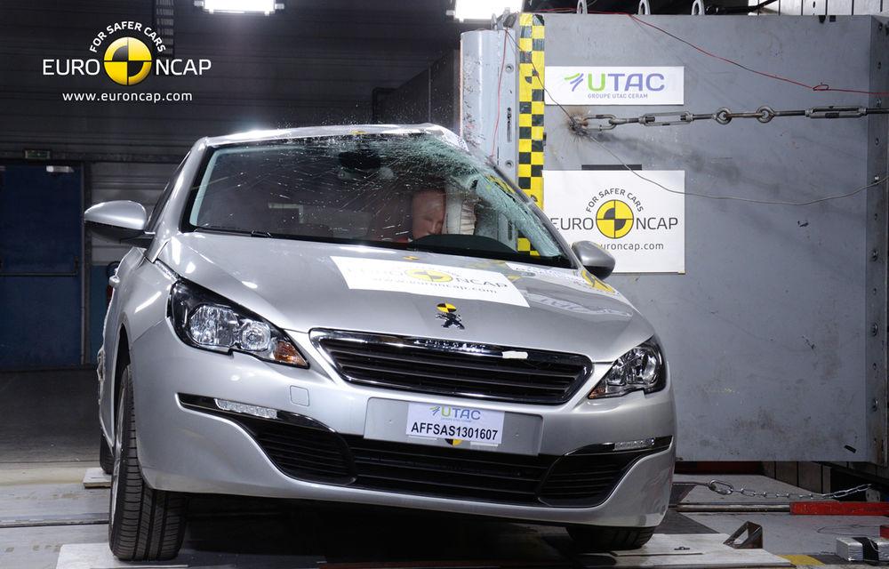 EuroNCAP: Doar 4 stele pentru BMW i3, Nissan Note, Ford EcoSport şi VW Transporter - Poza 22