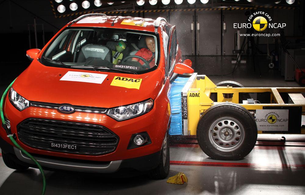 EuroNCAP: Doar 4 stele pentru BMW i3, Nissan Note, Ford EcoSport şi VW Transporter - Poza 27