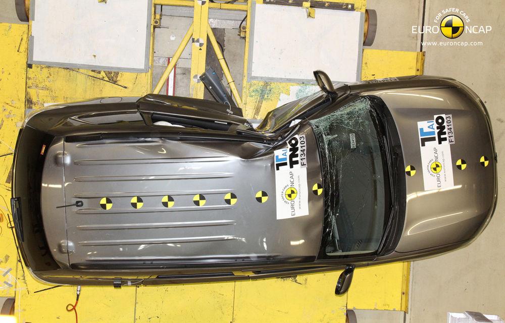 EuroNCAP: Doar 4 stele pentru BMW i3, Nissan Note, Ford EcoSport şi VW Transporter - Poza 41