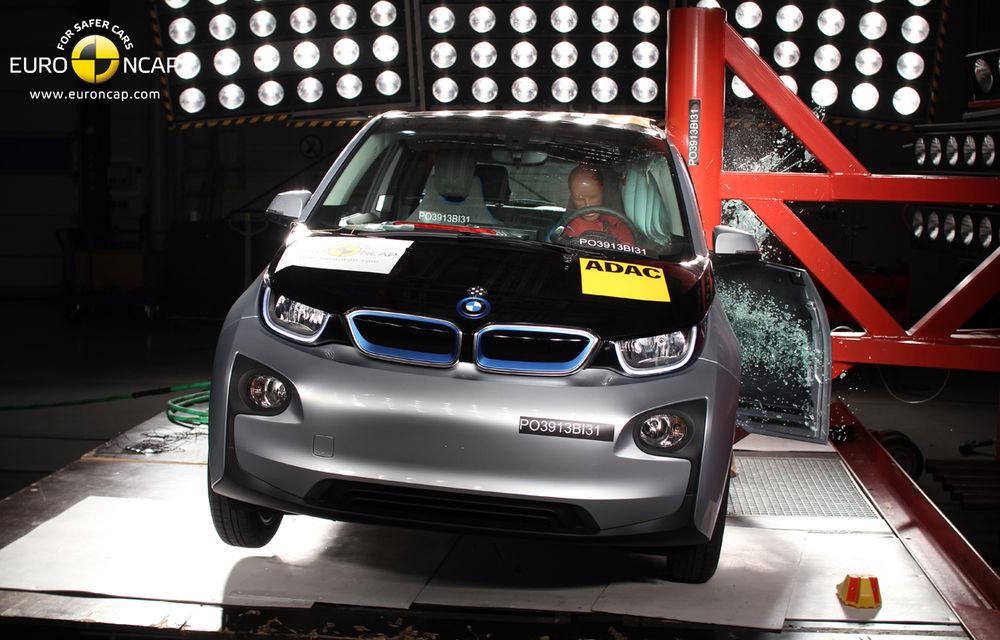 EuroNCAP: Doar 4 stele pentru BMW i3, Nissan Note, Ford EcoSport şi VW Transporter - Poza 7