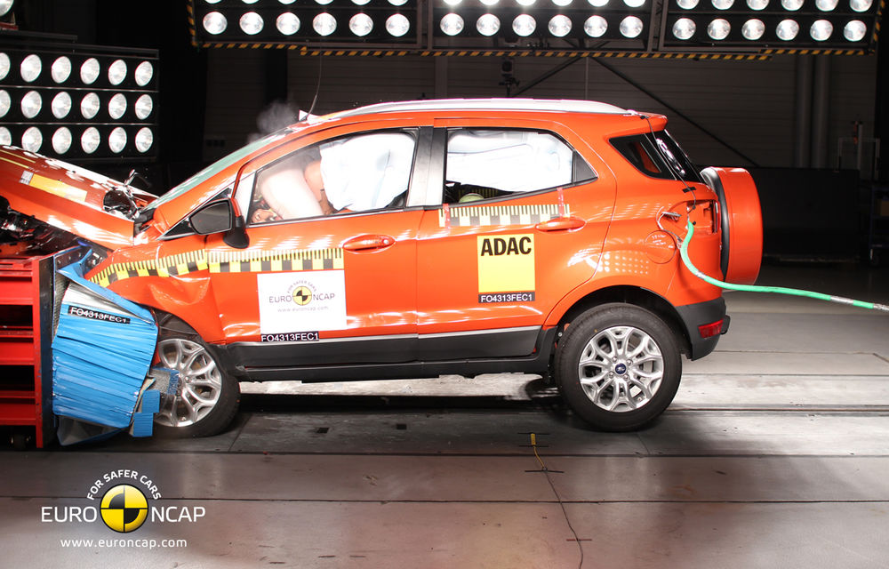 EuroNCAP: Doar 4 stele pentru BMW i3, Nissan Note, Ford EcoSport şi VW Transporter - Poza 30