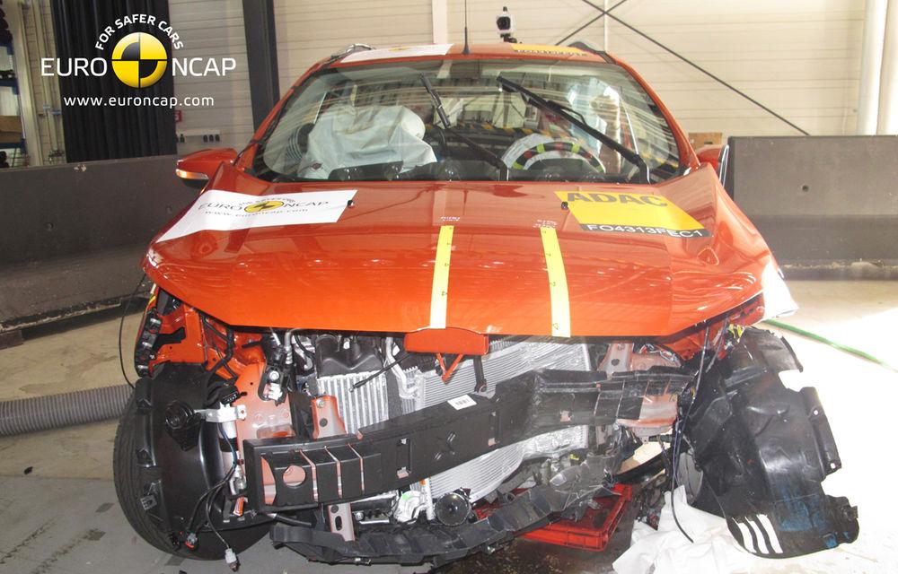 EuroNCAP: Doar 4 stele pentru BMW i3, Nissan Note, Ford EcoSport şi VW Transporter - Poza 29