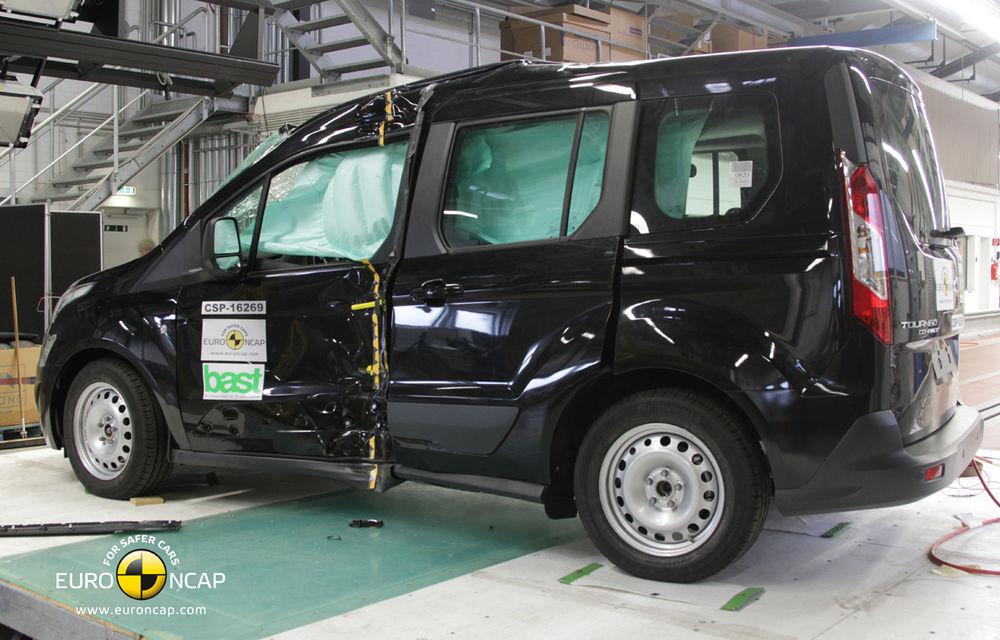 EuroNCAP: Doar 4 stele pentru BMW i3, Nissan Note, Ford EcoSport şi VW Transporter - Poza 9