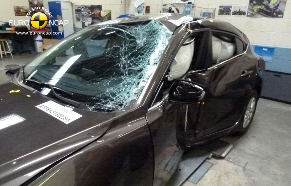 EuroNCAP: Doar 4 stele pentru BMW i3, Nissan Note, Ford EcoSport şi VW Transporter - Poza 14