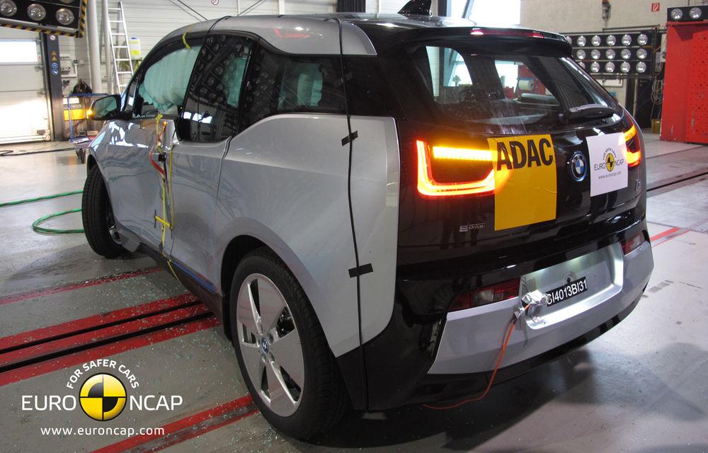 EuroNCAP: Doar 4 stele pentru BMW i3, Nissan Note, Ford EcoSport şi VW Transporter - Poza 4