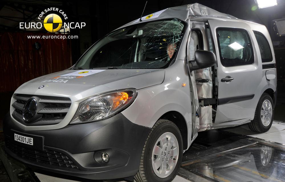 EuroNCAP: Doar 4 stele pentru BMW i3, Nissan Note, Ford EcoSport şi VW Transporter - Poza 26