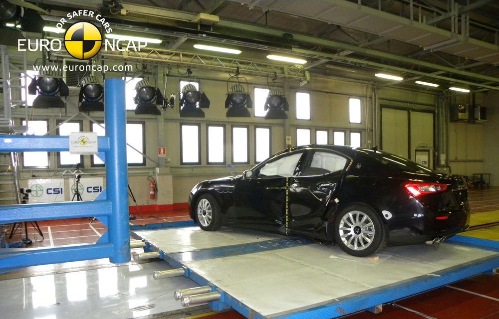 EuroNCAP: Doar 4 stele pentru BMW i3, Nissan Note, Ford EcoSport şi VW Transporter - Poza 35