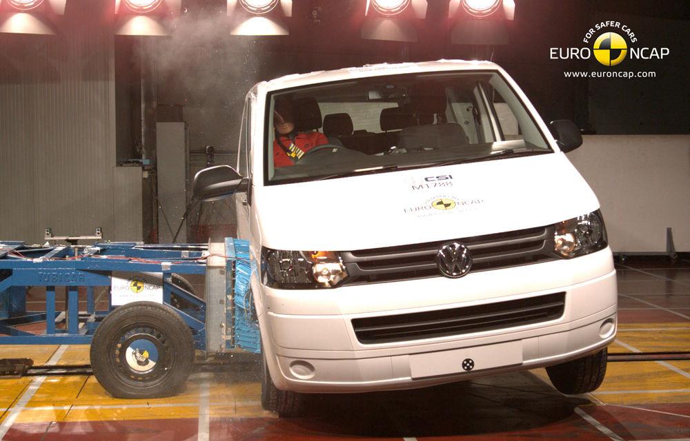 EuroNCAP: Doar 4 stele pentru BMW i3, Nissan Note, Ford EcoSport şi VW Transporter - Poza 47