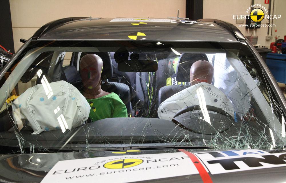 EuroNCAP: Doar 4 stele pentru BMW i3, Nissan Note, Ford EcoSport şi VW Transporter - Poza 42