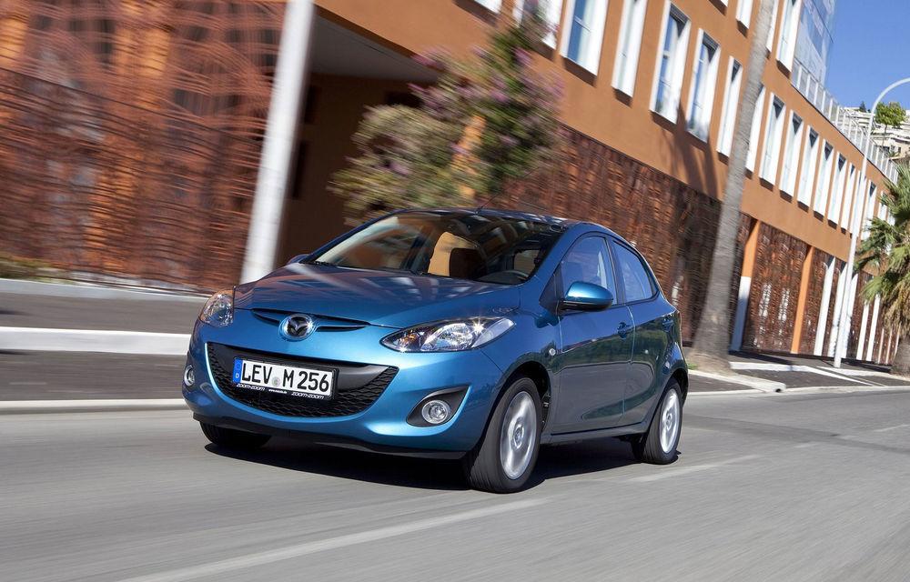 Viitorul Mazda2 se va adresa unui public feminin - Poza 1
