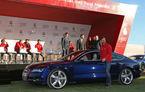 Audi oferă o flotă de maşini echipei Real Madrid. Lista completă a modelelor comandate de jucători