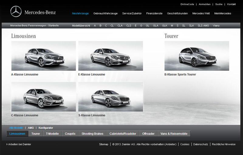 Mercedes-Benz experimentează vânzarea de maşini online în Germania - Poza 1