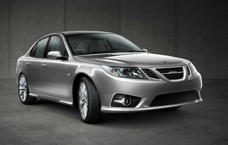 Saab a prezentat generaţia 2014 a lui 9-3, proaspăt introdusă în producţie - Poza 4